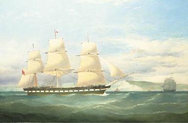 Frederik J. Tudgay (British, 1841-1921)