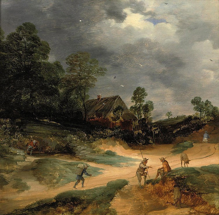 Lodewijk de Vadder (Brussels 1605-1655)