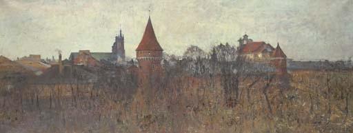 Julian Falat (Austrian, 1853-1929)