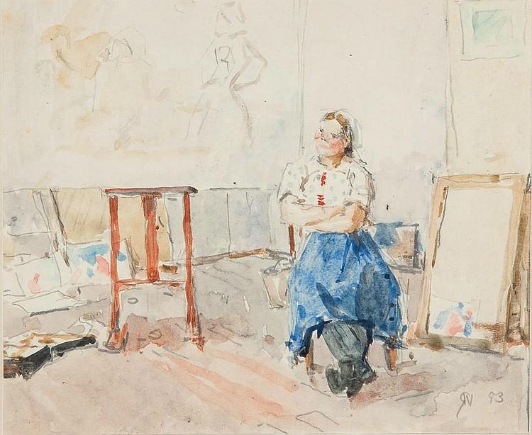 Tatiana Yablonskaya (1917-2006)