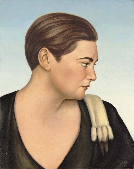 Christian Schad (1894-1982)