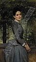 Edouard Cabane (French, b.1857), Edouard Cabane, Click for value