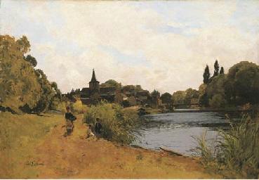 Paul Lecomte (French, 1842-1920)