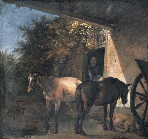 Paulus Pietersz. Potter (Enkhuizen 1625-1654 Amsterdam)
