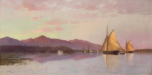 Francis Augustus Silva (1835-1886)