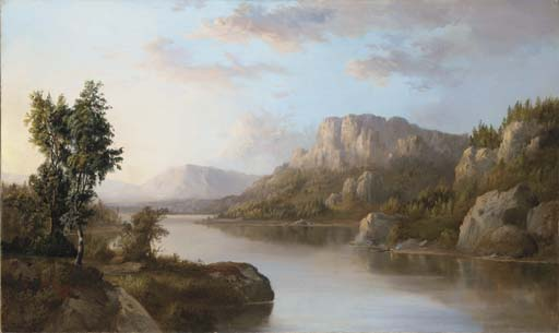 Robert Scott Duncanson (1821-1872)