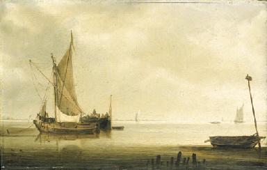 Simon Jacobsz. de Vlieger (Rotterdam c. 1600-1653 Weesp)