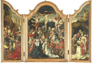 Jan van Dornicke, The Master of 1518 (Antwerp c. 1470-c. 1527)