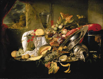 Jan Jansz. de Heem (Antwerp 1650-after 1695)