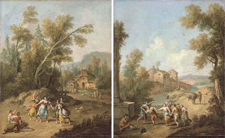 Giuseppe Zais (Forno di Canale 1709-1781 Treviso)