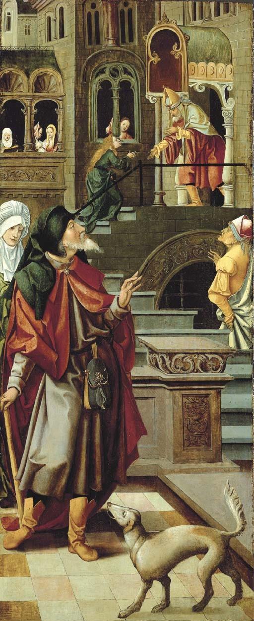 Jan Mertens van Dornicke, the Master of 1518 (Antwerp c. 1470-c. 1527)