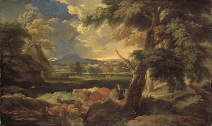 Pieter Mulier, il Cavaliere Tempesta (Haarlem c.1637-1701 Milan)