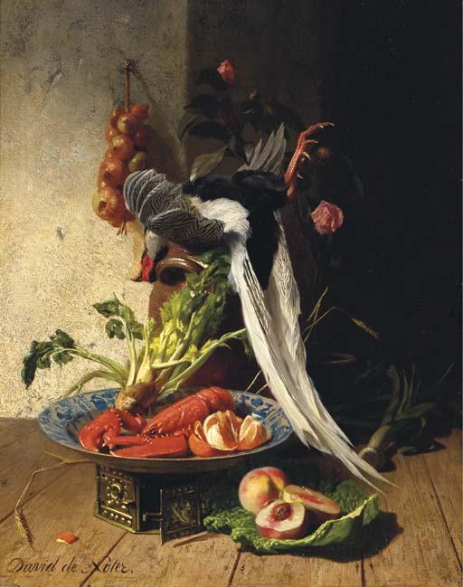 David Emil Joseph de Noter (Belgian, 1825-1875)