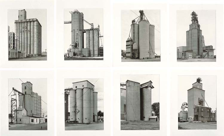 Bernd & Hilla Becher (b. 1931 and b. 1934)