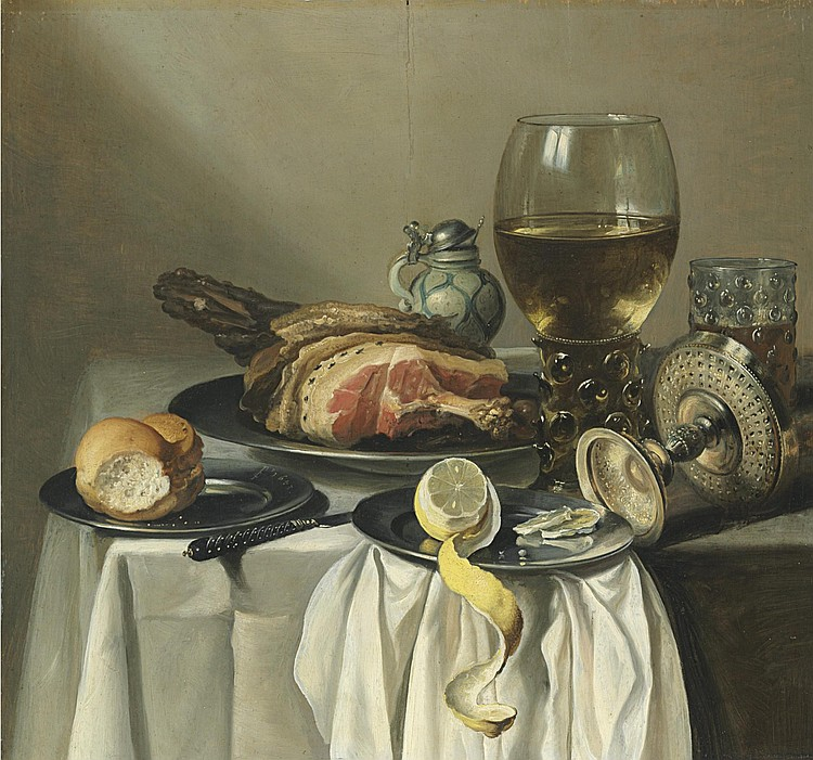 Pieter Claesz (Burgsteinfurt c. 1597-1660 Haarlem)
