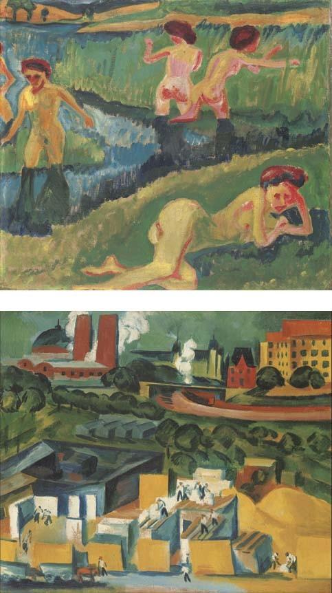 Hermann Max Pechstein (1881-1955)