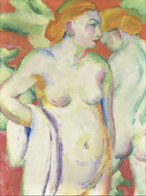 Franz Marc (1880-1916)