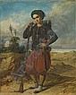 Zouave , Alexandre-Marie Colin, Click for value