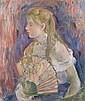 Berthe Morisot (1841-1895), Berthe Morisot, Click for value