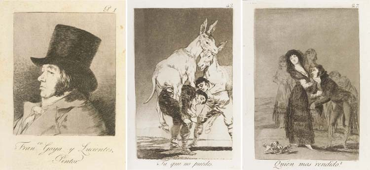 a biography of jose de goya y lucientes Francisco josé de goya y lucientes was a spanish romantic painter and printmaker  at about 14 young goya was apprenticed to jose luzan,  biography, and.