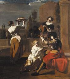 JACOB OCHTERVELT (Rotterdam 1634-1682)