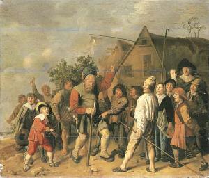 Jan Miense Molenaer (Haarlem c.1610-1688)