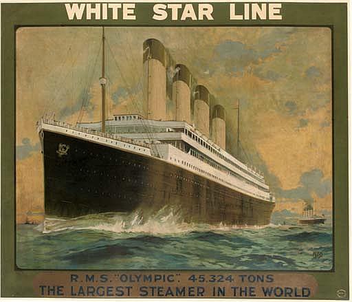 WHITE STAR LINE, R.M.S