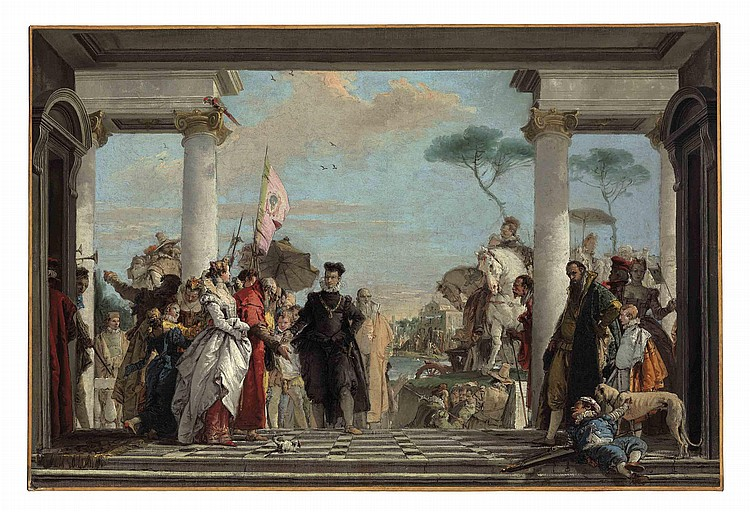 Giambattista Tiepolo (Venice 1696-1770 Madrid)