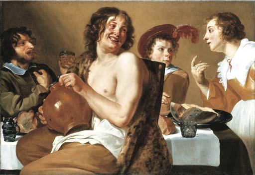 Theodor Rombouts (Antwerp 1597-1637)