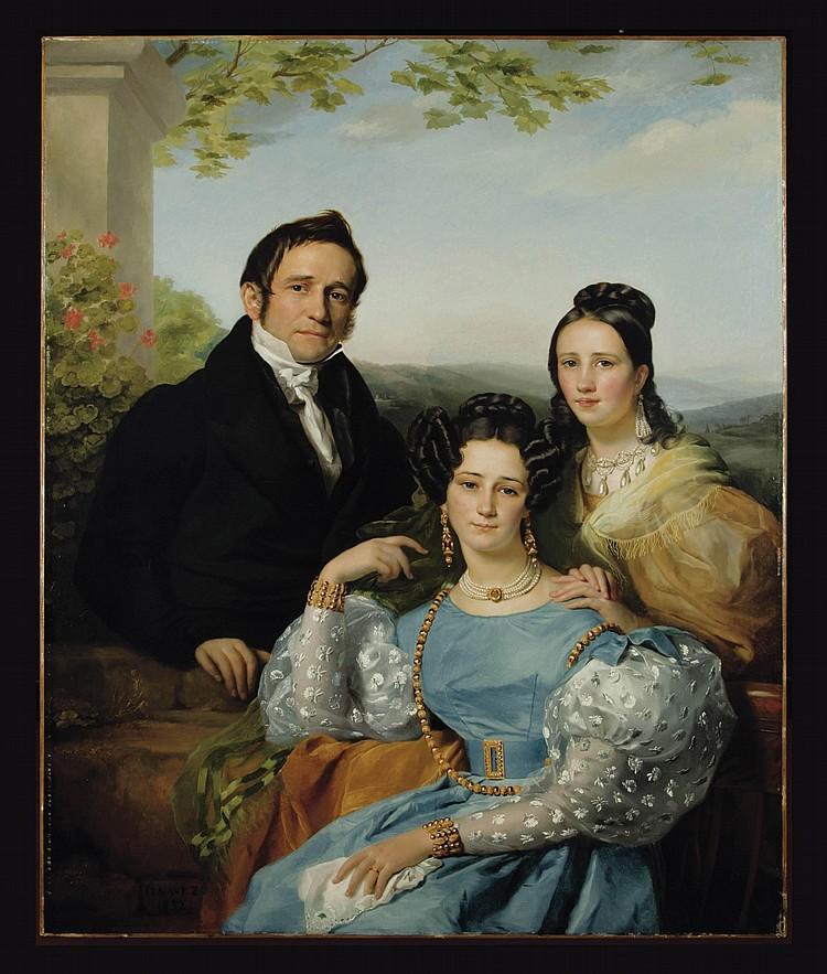 François-Joseph Navez (Charleroi 1787-1869 Bruxelles)