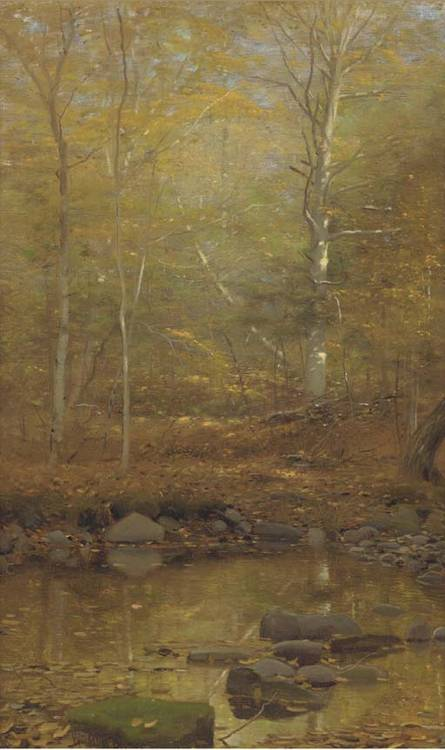 William Bliss Baker (1859-1887)