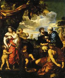 Attributed to Pietro Berrettini, called Pietro da Cortona (Cortona c. 1596-1669 Rome)