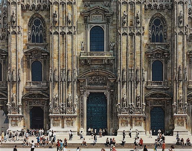 Mailänder Dom (Fassade)