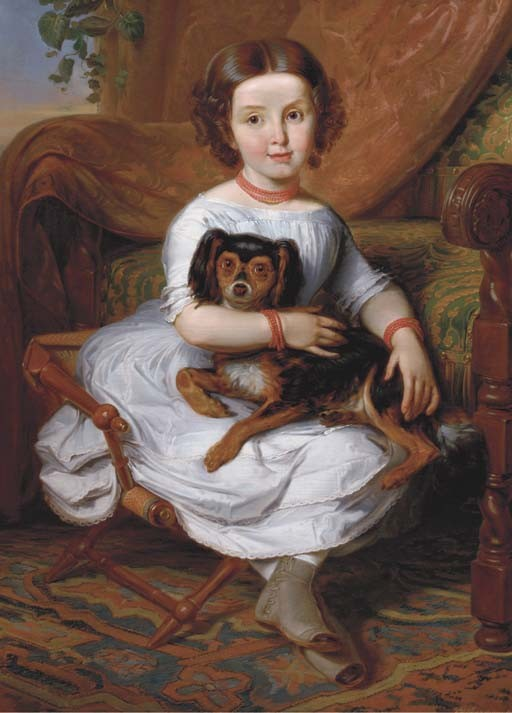 Pieter Allardus Haaxman (Dutch, 1814-1887)