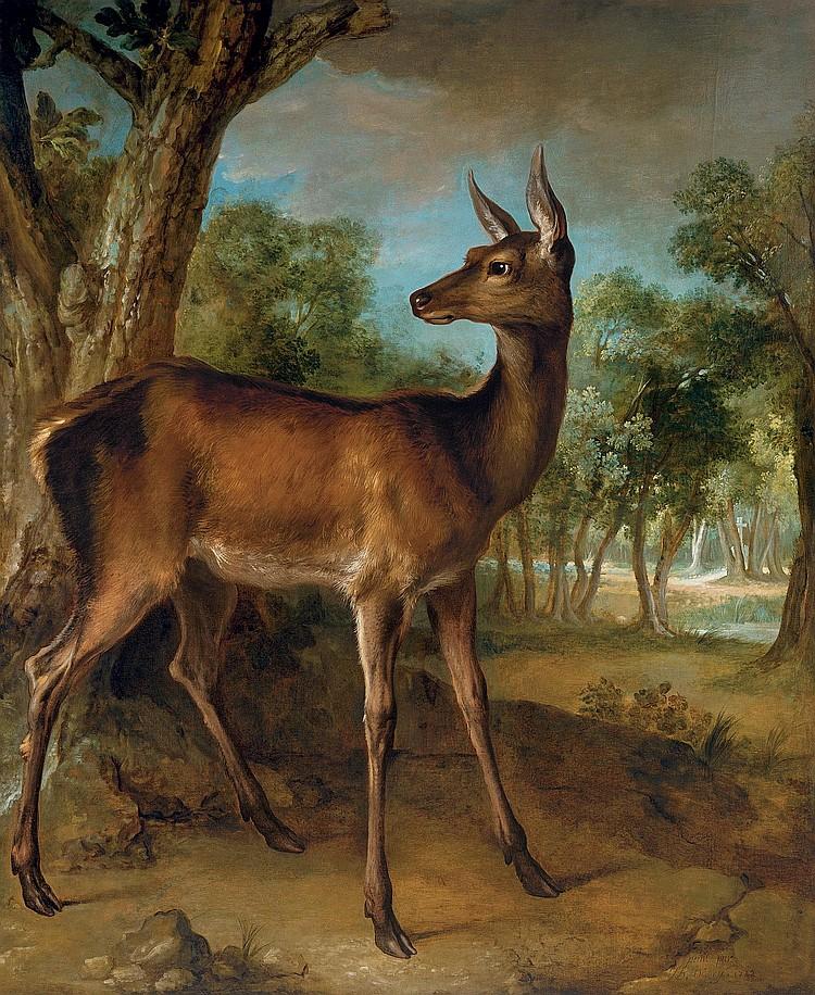 Jean Baptiste Oudry (Paris 1686-1755 Beauvais)