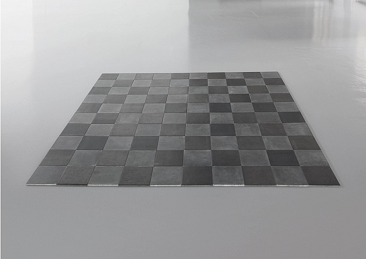                                         Carl Andre (b. 1935)                                        