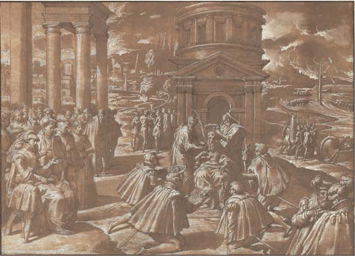 Niccoló dell'Abate (Modena 1509 - 1571 Fontainebleau)