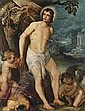 Circle of Adam Elsheimer (German 1578-1610) , Adam Elsheimer, Click for value