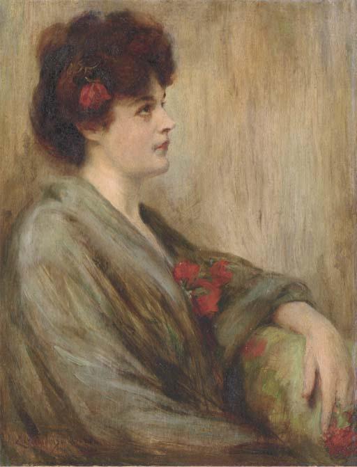 James Carroll Beckwith (1852-1917)