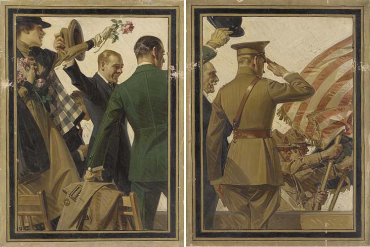 Joseph Christian Leyendecker (1874-1951)