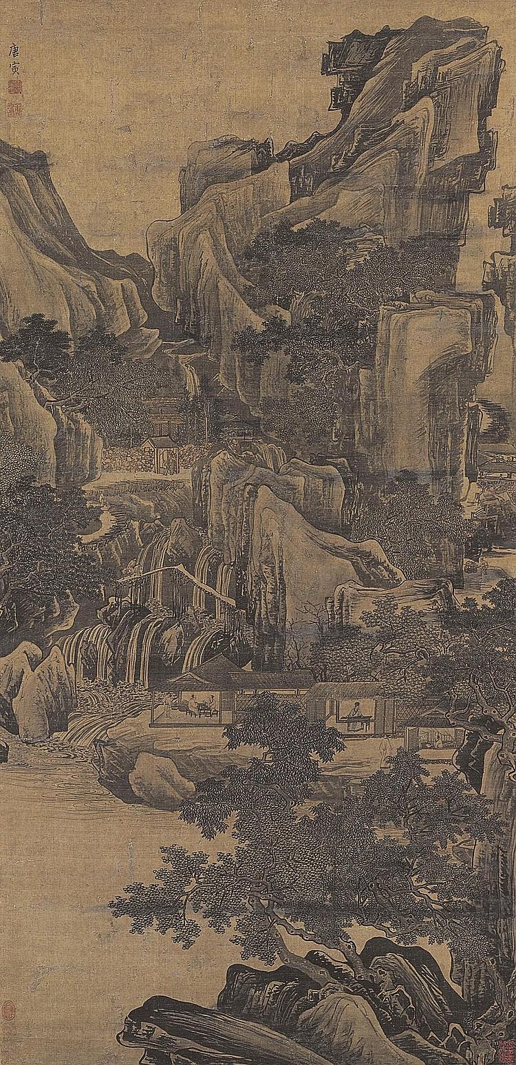 TANG YIN (1470-1523)