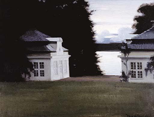 Eremitagepavillonerne i Fredensborg Slotshave (The Eremitage Pavilions in the Royal Gardens at Fredensborg)