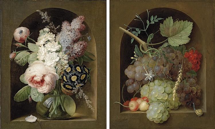 Georg Frederik Ziesel (Hoogstraeten 1756-1809 Antwerp)