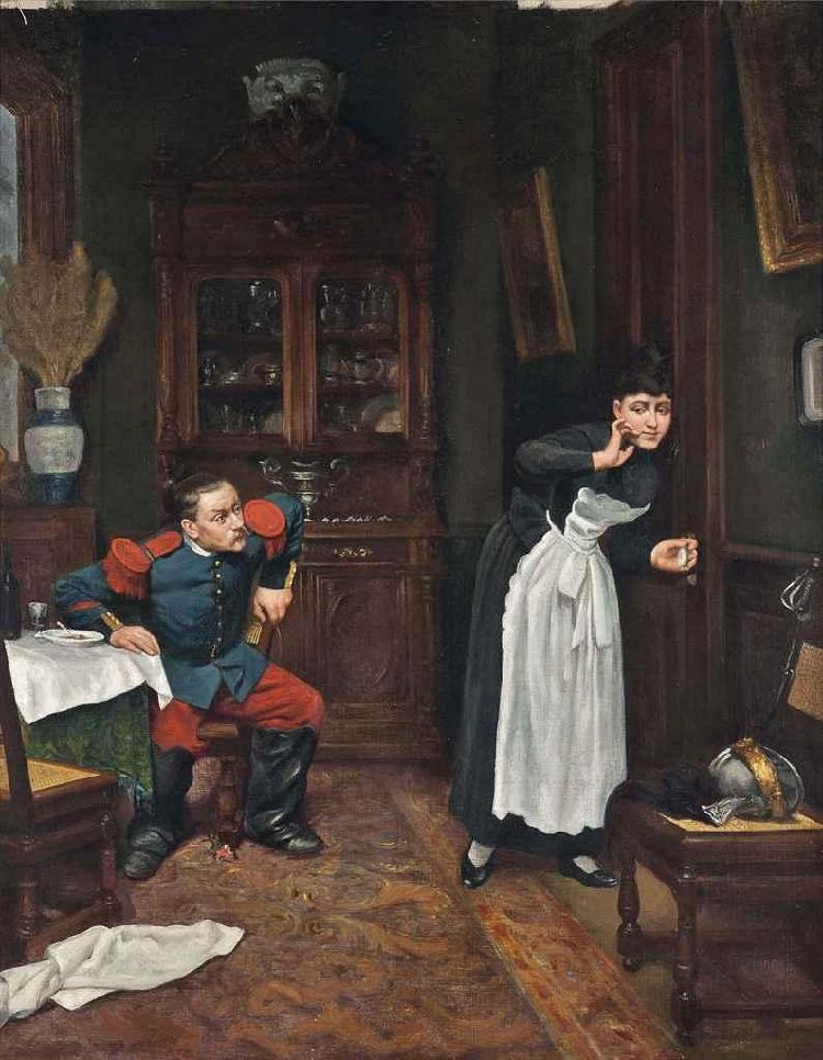 Edouard Jean Baptiste Detaille (French, 1848-1912)