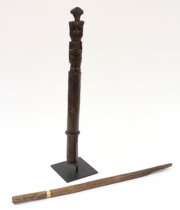 Peruvian scepters