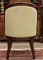 Regency style hall chair