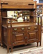 English Arts and Crafts sideboard