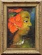 Painting, Muriel Mitchell Branegan,