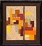 Needlepoint Embroidery, Luis Garcia, Jigsaw