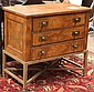 Hollywood Regency chest of drawers